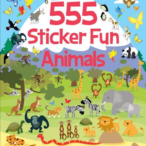 Activity & Sticker Books